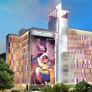 Mayor Julian Castro says Christus' $135 million investment in the Children's Hospital of San Antonio aligns with his vision for downtown revitalization.