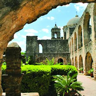 San Antonio's Mission San Jose is one of the sites under consideration for a World Heritage designation.