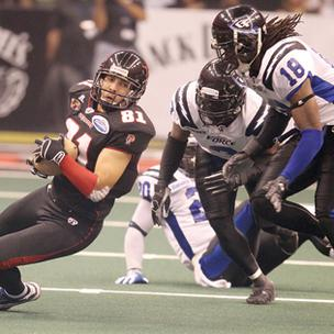 Robert Quiroga has returned home to play for the San Antonio Talons.