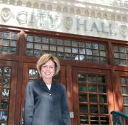 San Antonio City Manager Sheryl Sculley expects CVB Executive Director Casandra Matej to bolster the city's international appeal.