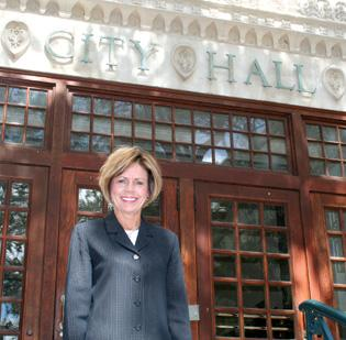 San Antonio City Manager Sheryl Sculley will participate in the Eagle Ford Shale Consortium.