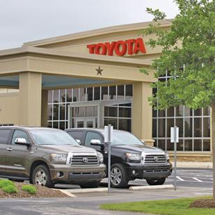 Toyota named San Antonio company Toyotetsu as one of its best suppliers in North America.