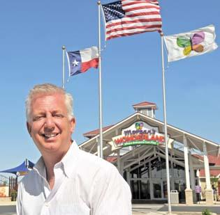 Gordon Hartman, who spearheaded the development of Morgan's Wonderland, says the theme park has shined a spotlight on the need for inclusion.