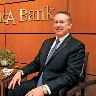 James Heaney, vice president of Comerica Bank, is the new chair of the North San Antonio Chamber of Commerce Technology Council.