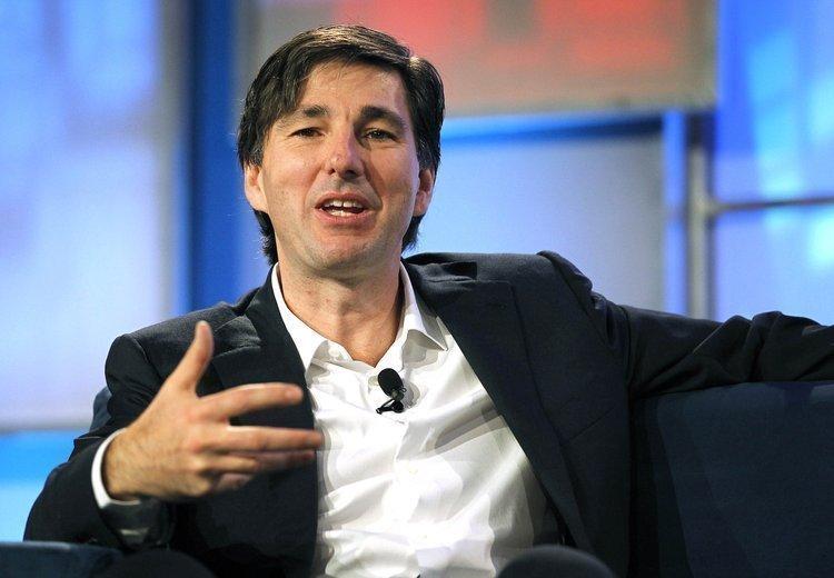 Don Matrick, Zynga's new CEO.