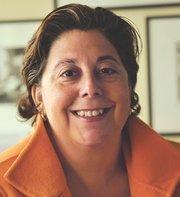 Jennifer Gorovitz CEO, Jewish Community Federation of San Francisco, the Peninsula, Marin and Sonoma Counties.