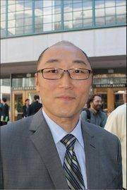 Hansu Kim, owner of DeSoto Cab.