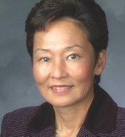 Susan Muranishi County administrator, County of Alameda.