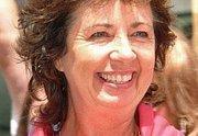 Rose Ann DeMoro, CNA's longtime executive director.