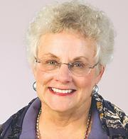 Sue Rosser Provost and vice president for academic affairs, San Francisco State University.
