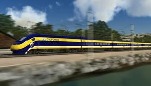 High-speed rail planners won a court ruling affecting plans for a Peninsula route.