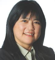 Lydia Tan Executive vice president, the Related Cos. of California.