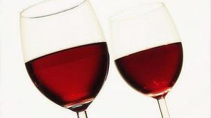 Young drinkers in Canada are fond of California's red wine.