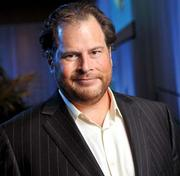 No. 4: Salesforce.com Inc.  2011 revenue (millions): $1,657.0  2010 revenue (millions): $1,305.6  No. of employees companywide: 5,306  Software description: Customer relationship management software and enterprise cloud computing  Top Bay Area executive: Marc Benioff, Chairman and CEO