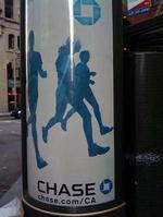 Chase picketers in S.F. loud but off message