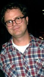 """Rainn Wilson's launch of YouTube comedy channel SoulPancake will be looked at in one of the first episodes of AOL's new web series """"Acting Disruptive."""""""