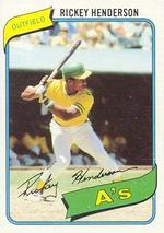 How the HOF affects Rickey's marketability