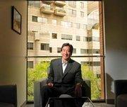 Medivation's David Hung: Prostate cancer drug scores in late-stage trial.