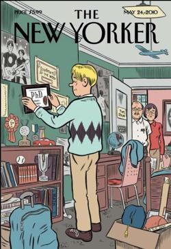 Tim Crouse has written for magazines, including The New Yorker.