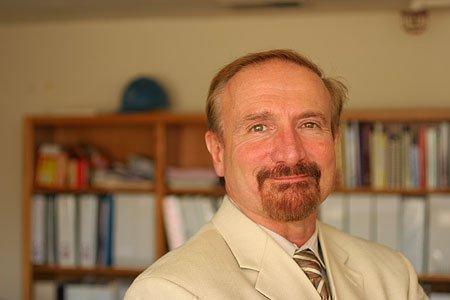 Sal Rosselli, NUHW's president.