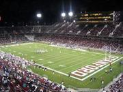 Stanford was ranked the fourth-best college football team in the nation.