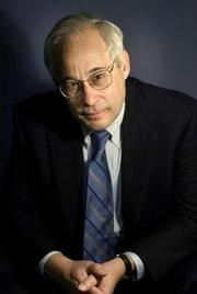 Don Berwick, noted health reform guru and former interim administrator at the federal Centers for Medicare and Medicaid Services.