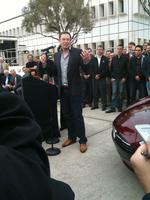 Tesla CEO, SolarCity gift solar to Gulf