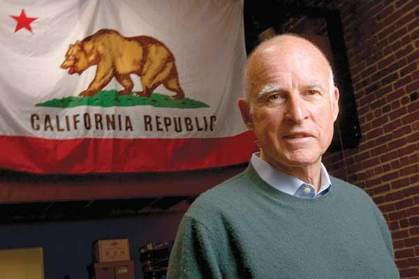 Part of Gov. Jerry Brown's budget solution is a five-year income tax hike of 1 or 2percentage points on individuals making more than $250,000 a year.