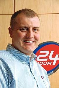 Carl Liebert III, CEO of 24 Hour Fitness USA Inc.