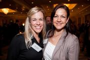 Monica Smith (March of Dimes), Jessica Powers (March of Dimes).