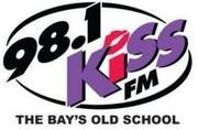No. 5: KISQ/ 98.1 FM (98.1 KISS FM)  Average audience share: 1,151,300  Format: Rhythmic adult contemporary  Top rated show: Rene and Christine  Owner: Clear Channel Communications Inc.  General manager: Dave Pugh