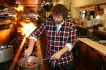 Ex-TV chef turns to San Francisco to create
