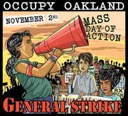 A flyer promoting Occupy Oakland's General Strike for Nov. 2.