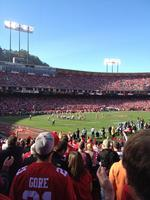 49ers playoff success a win for hospitality industry