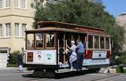 No. 1: San Francisco Cable Cars  Paid visitors in 2011: 220,000,000  Description: Three cable car lines  Top Bay Area executive: Edward Reiskin, Director of transportation