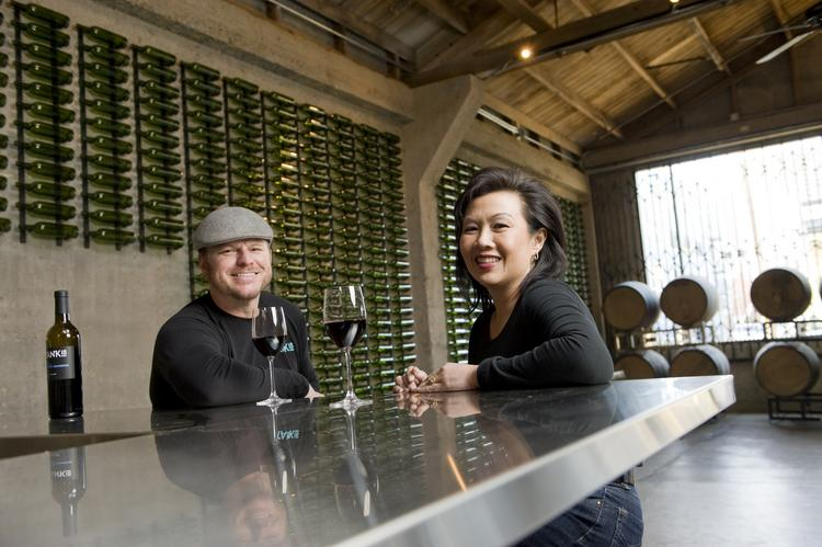 Tank18 founders Patrick MacCartee and Cheryln Chin are preparing to open their winery and tasting room on Saturday. The team plans to host multiple food-centric events in the new space, with rotating chefs, food trucks and cheese mongers.
