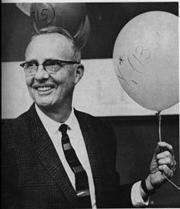Luis Alvarez was the 1968 Nobel Prize winner in physics while at UC Berkeley.