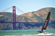 San Francisco Bay's scenic backdrops are part of the reason it was chosen to host the America's Cup.