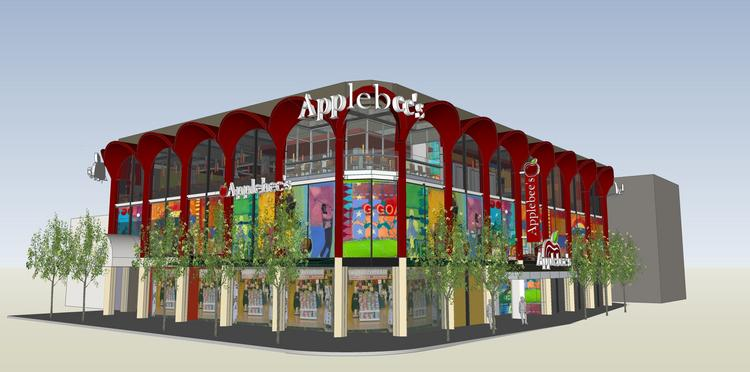 Applebee's will cater to tourists and families in Fisherman's Wharf.
