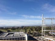 @JedYorkNot a bad view from the #greenroof in Santa Clara