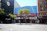 """According to Seymour, the Market Street Cinema used to be a nice theater before it turned into a strip club. But it's not Tenderloin residents who frequent it — it's all patrons from out of town. """"Residents of the Tenderloin see enough naked people on the streets,"""" he said."""