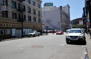 The intersection of Turk and Taylor streets is where many of the Tenderloin's drug deals are made.