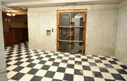 Bank of Italy basement safe.