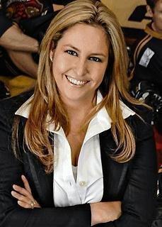 Angela Batinovich, new CEO of the San Francisco Bulls.