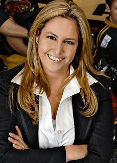 Angela Batinovich, new CEO of the San Francisco Bulls.