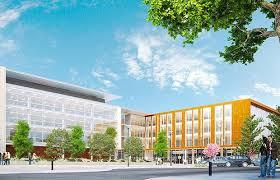 Station 2, the HOK-designed building Shutterfly will likely occupy at Bay Meadows