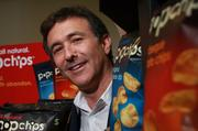 Most-Admired CEOs in the Bay Area Winner: Keith Belling, CEO of Popchips Category: Innovator