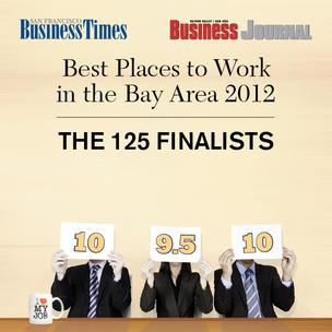 Bay Area's Best Places to Work finalists revealed