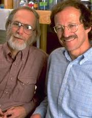 J. Michael Bishop and Harold Varmus from UCSF shared the 1989 Nobel Prize in physiology or medicine. Bishop went on to become chancellor of UCSF; Varmus is now director of the National Cancer Institute.