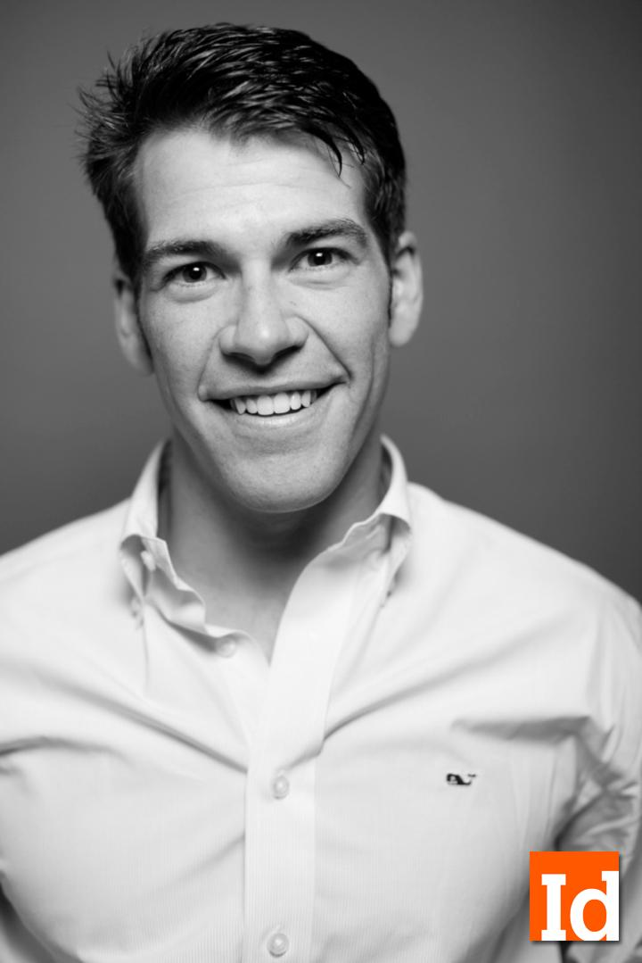 Idenfied co-founder and co-CEO Brendan Wallace.